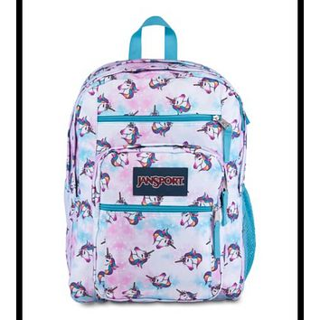 JanSport - Big Student Unicorn Clouds Backpack