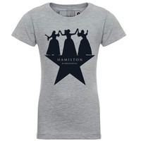 Hamilton Schuyler Sisters - Girls Youth Tee | Apparel | broadwaymerchandiseshop.com