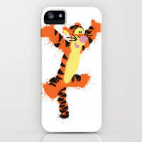 Tigger iPhone & iPod Case by DanielBergerDesign
