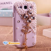 samsung galaxy s3 case,samsung galaxy case,samsung ase,samsung case,beautiful samsung case,bling samsung case,pearl samsumg case