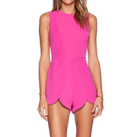 AQ/AQ Romp Playsuit in Pink