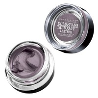 Maybelline Color Tattoo 24Hr Leather by EyeStudio Cream Gel Eyeshadow | Walgreens