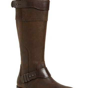 UGG? Australia 'Dayle' Tall Motorcycle Boot (Women) | Nordstrom