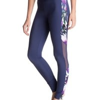 Caribbean Sunset Surf Leggings ERJX403092 | Roxy