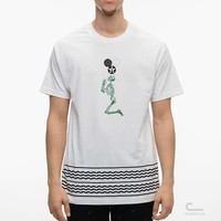 Black Scale Land Of The Lost Tee | Caliroots - The Californian Twist of Lifestyle and Culture