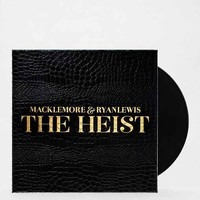 Macklemore & Ryan Lewis - The Heist 2XLP+MP3- Black One