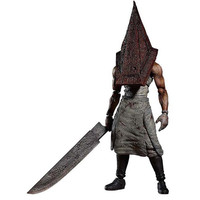 SILENT HILL 2 figma : Red Pyramid Thing