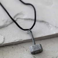 Marvel Thor Hammer Necklace