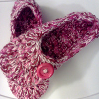 Ladies Slippers....in Cinnamon Candy..... YOUR SIZE