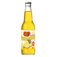 Jelly Belly Crushed Pineapple Flavour Gourmet Soda
