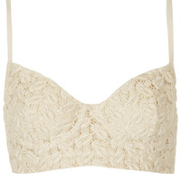 Thick Lace Bralet - Lingerie & Nightwear - Clothing - Topshop