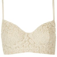 Thick Lace Bralet - Lingerie - Clothing - Topshop USA