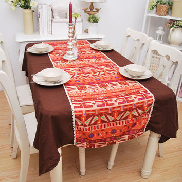 Home Decor Tablecloths [6283651910]