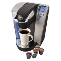 Keurig Single Cup Coffee Maker - Platinum