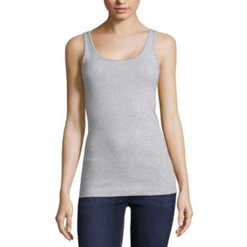 a.n.a® Racerback Tank - JCPenney