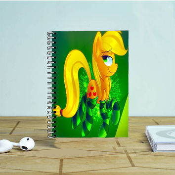 Applejack Photo Notebook Auroid