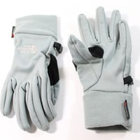 The North Face Women's Power-Stretch Monument Grey Gloves