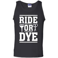 Ride Or Dye - Funny Hair Stylist Shirt