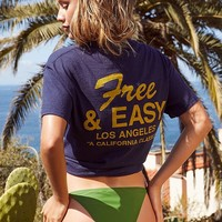 Free & Easy Pocket Tee | Urban Outfitters