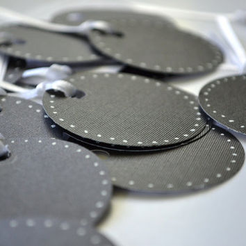 Gift Tags [ SET OF 27 ], Wedding Favor Tags, Favor Tags, Birthday Gift Tags, Thank You Gift Tags, Elegant Tags Labels, Bridal Shower Tags