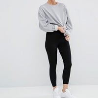 ASOS PETITE Ankle Length Leggings at asos.com