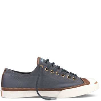 Converse - Jack Purcell Leather and Textile - Admiral/Tobacco