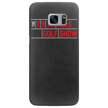 my best round is the 19th hole funny golf drinking Samsung Galaxy S7 Edge