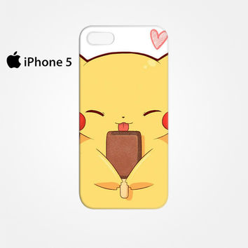 Pokemon Pikachu Touch Handphone for Iphone 4/4S Iphone 5/5S/5C Iphone 6/6S/6S Plus/6 Plus 3D Phone case