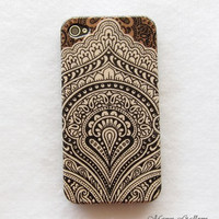 IPhone 4s case vintage bali Phone 4 case Floral iPhone case iPhone 5 case iPhone 3GS case Sumsung galaxy S3