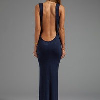 Blue Life EXCLUSIVE Open Back Maxi in Navy from REVOLVEclothing.com