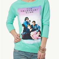 Breakfast Club Raglan Top