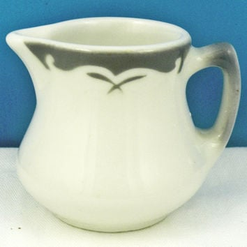 Berries And Cream-Vintage Jackson China Restaurant Mintature Pitcher
