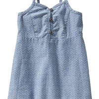 Old Navy Chambray Sundresses For Baby