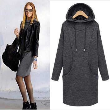 autumn/winter women's clothing  outerwear fleece coat women hoodies maternity clothing pregnancy jacket women  clothings M-6XL