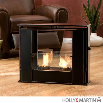 Walton Portable Indoor Outdoor Gel Fireplace