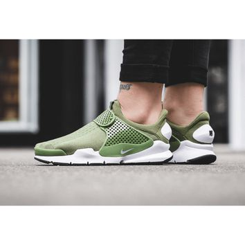 KUYOU Sock Dart Palm Green