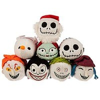 New Arrival The Nightmare Before Christmas Jack Sally TSUM TSUM Mini Plush Toy Christmas Gift Collection