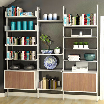 Best wall shelving units products on wanelo for B q living room units