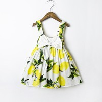 2017 kids summer infant new arrivals toddler girls spring clothing 3 6 12 18 24 month baby dress newborn