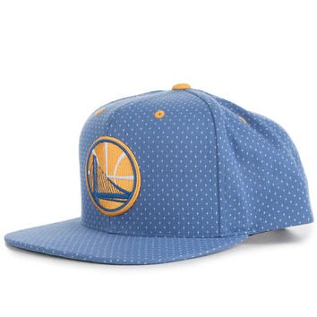 The Golden State Warriors Dotted Snapback