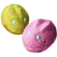 Limited Edition Marshmallow Bunnies Solid Bubble Bar