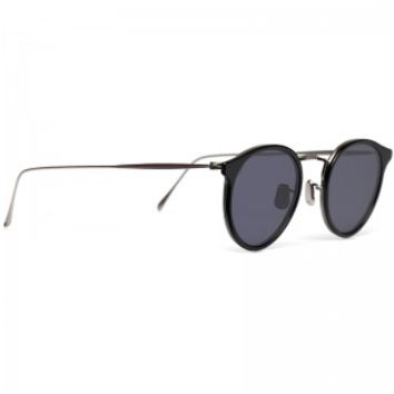 Eyevan 7285 Model 724 Black Sunglasses
