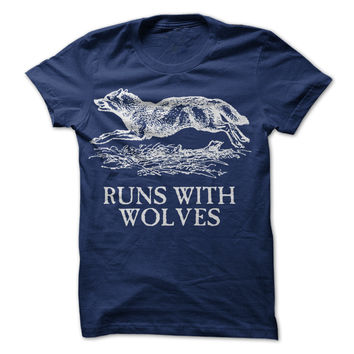 Runs With Wolves-A