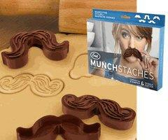 Munchstache Mustache Cookie Cutters