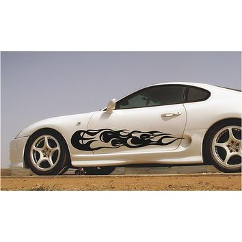Flames Decals Aftermarket Graphics Car Truck Stickers AGG07