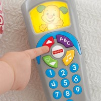 Baby Toys 6-12 Months Girls boys Puppys TV Remote Control Toddler Learning Toy