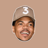 Silly Chance The Rapper Mask by RapMasks