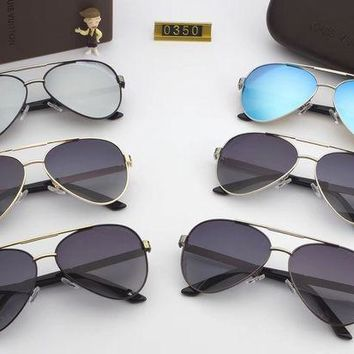 Gotopfashion LOUIS VUITTON Men Casual Shades Eyeglasses Glasses Sunglasses