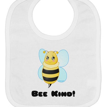 Bee Kind Baby Bib