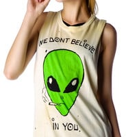 UNIF We Don't Believe Tank Dirty White